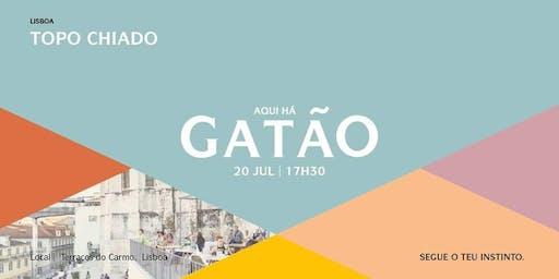 Tour #AquiháGatão | Lisboa