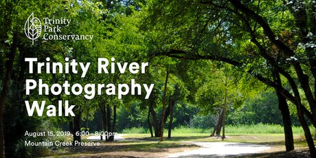 Trinity River Photography Walk: Mountain Creek Preserve tickets