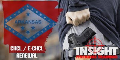 Arkansas CHCL Renewal