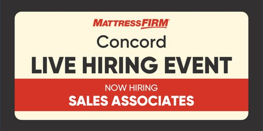 Concord - On-the-Spot Interviews