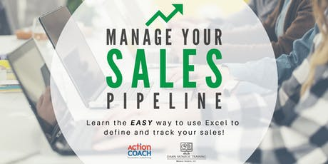 Manage Your Sales Pipeline with EASY Excel Templates tickets