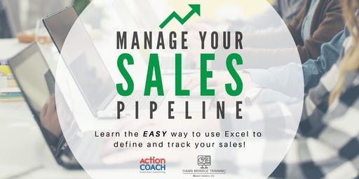 Manage Your Sales Pipeline with EASY Excel Templates