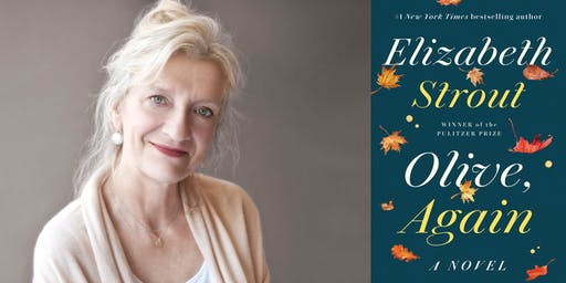 Elizabeth Strout in conversation with WAMC's Joe Donahue!
