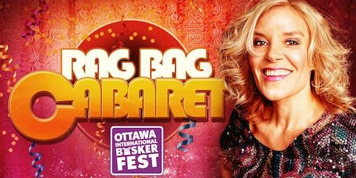 Rag Bag Cabaret Buskerfest edition