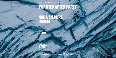 Purified After Party tickets
