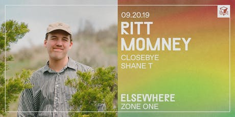 Ritt Momney @ Elsewhere (Zone One) tickets