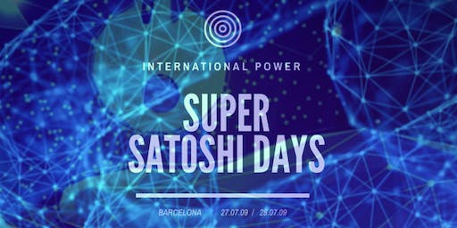SUPER SATOSHIS DAYS