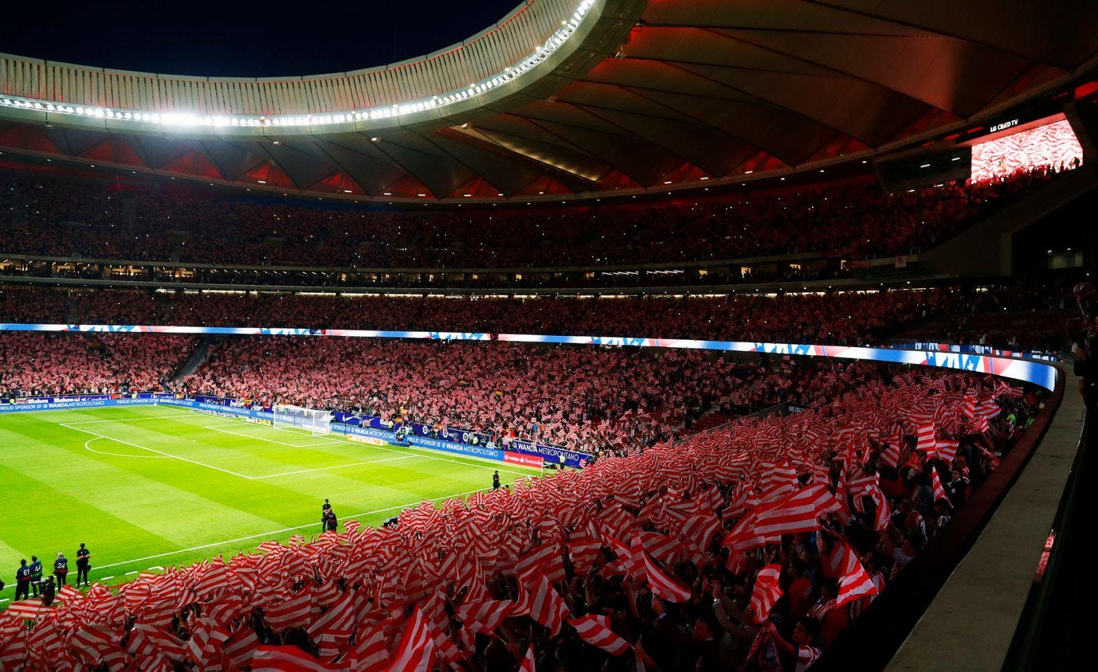 Club Atltico de Madrid v Real Valladolid CF - VIP Hospitality Tickets
