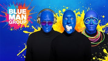 Blue Man Group New York
