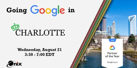 Going Google in Charlotte tickets
