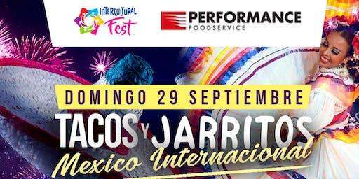 Tacos & Jarritos Mexico International/Independencia de Mexico/Mexico Indepedence day