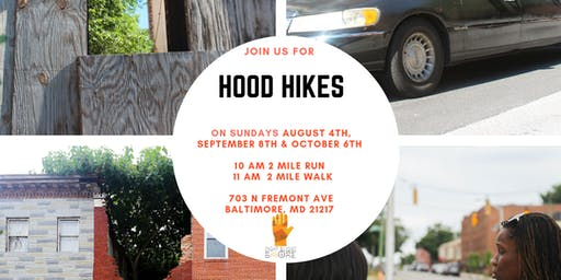 Hood Hikes and YouthWorks Cohort Exhibition