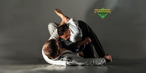 Brazilian Jiu Jitsu - 30 Days Free at Premier Martial Arts