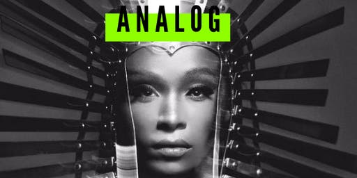 TXTURE presents: A N A L O G hosted by Dawn Richard