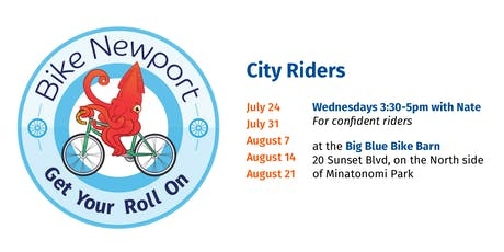 City Riders tickets