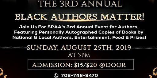 Black Authors Matter!