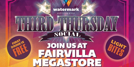 Watermark's August Third Thursday Social Networking Mixer