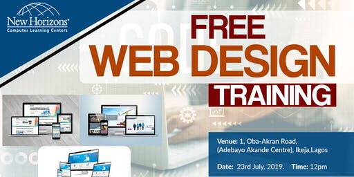 Free Training on Web Designing