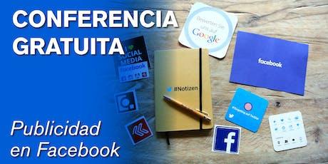 Conferencia Gratis Facebook para negocios en Bogotá entradas