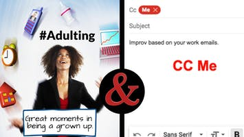 "Double Feature: ""#Adulting"" & ""CC Me"""