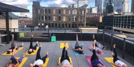 Rooftop Yoga Class w/ Lacey tickets