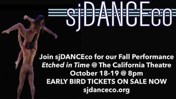 "sjDANCEco's ""On The Edge"""