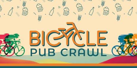 TCBW: Bicycle Pub Crawl tickets