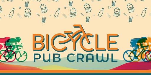 TCBW: Bicycle Pub Crawl