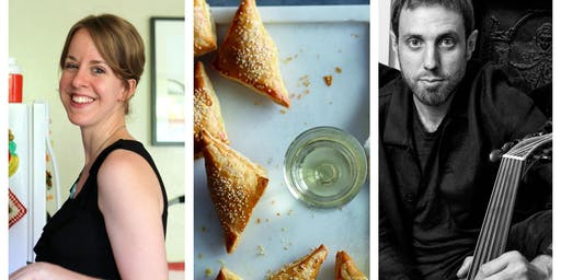 Hands-on Music and Mezze with Sandcatchers and Leah Koenig!