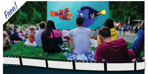 Free Outdoor Family Movie Night