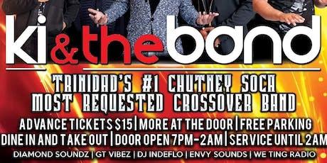 Island Mix Presents: Ki & The Band LIVE tickets