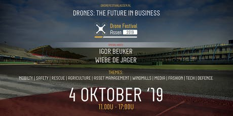 Drones: The Future in Business tickets