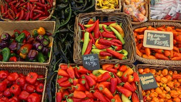 """Edible Excursions' """"Ferry Building and Farmers Market"""" Food Tour"""