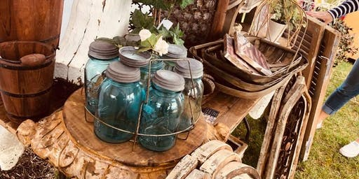 Vintage, Repurposed & Unique Handmade Summer Market in Shelby Twp
