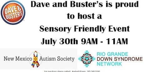 Sensory Friendly Event D&B Albuquerque tickets