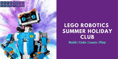 Lego Robotics Summer Holiday Club - Dalmeny Church Hall