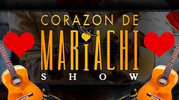"""""""Corazon De Mariachi"""" Dinner Show"""