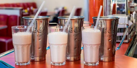 Ed's Easy Diner (Milkshakes) - Birmingham  tickets