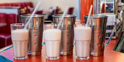 Ed's Easy Diner (Milkshakes) - Birmingham
