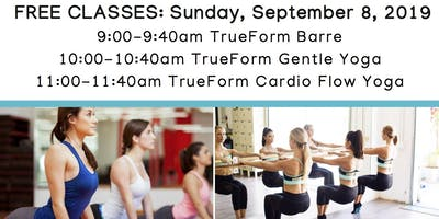 Open House: Free Classes