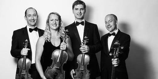 Pärt, Elcock & Ravel: Tippett Quartet
