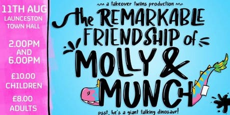 The Remarkable Friendship of Molly and Munch -2PM SHOW tickets