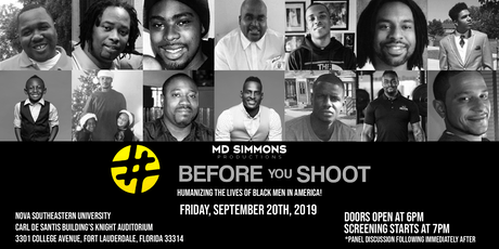 Screening of #BeforeYouShoot - The Documentary tickets