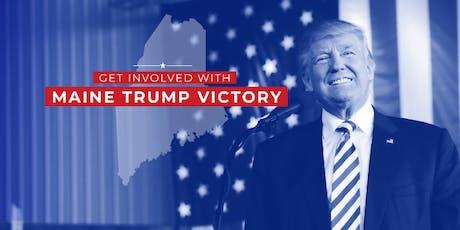 July 31st Trump Victory Voter Registration Workshop - Lewiston/Auburn tickets