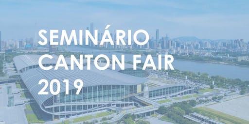 Seminário Canton Fair - 2019