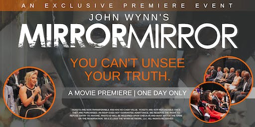 West Palm Beach, Florida Premiere | John Wynn's Mirror Mirror