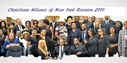 Christian Alliance of New York Reunion 2019