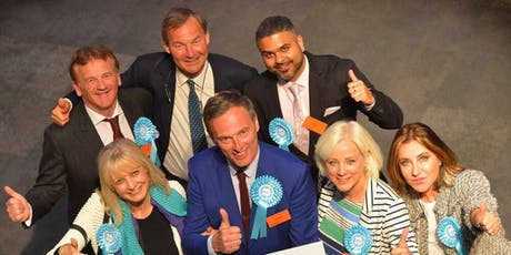 Brexit Party West Mids MEP Public Meeting tickets