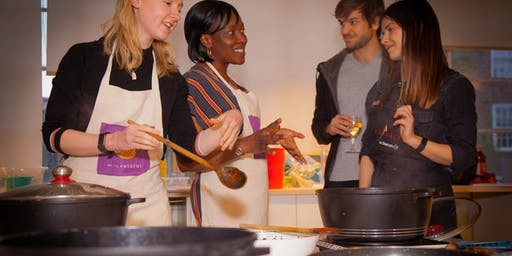 Nigerian cookery class with Elizabeth (Vegan)