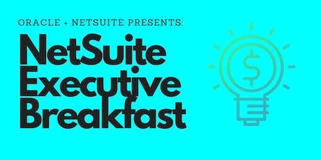 NetSuite Executive Breakfast Series - ASC 606 tickets